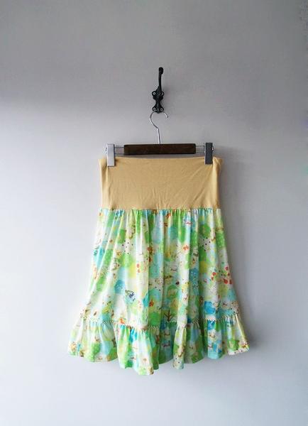 franche lippeeオールスターフレアスカート