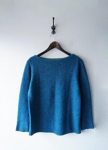 十日トオカ MIXニットセーター