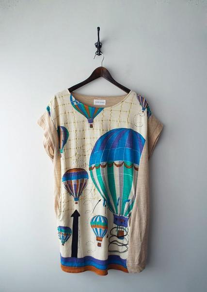 TSUMORI CHISATOTCバルーンズTシャツ