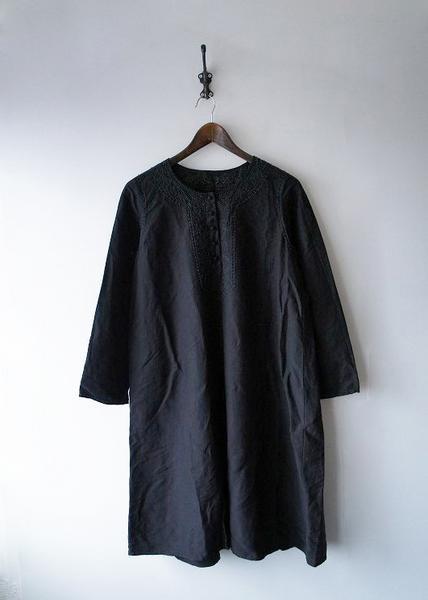 nest Robe刺繍チュニックワンピース