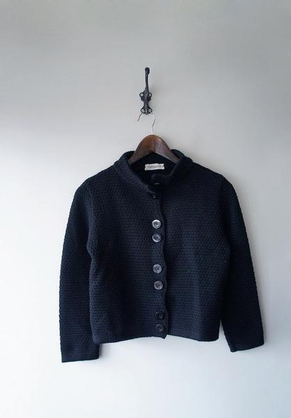 J&M Davidson鹿の子編みジャケット