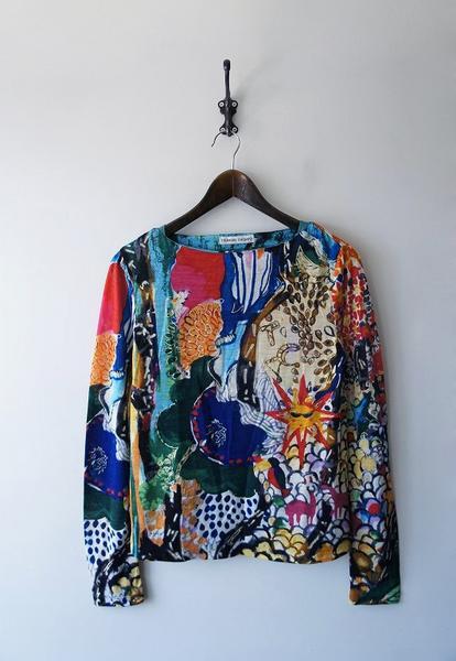 ツリーワールドTシャツ