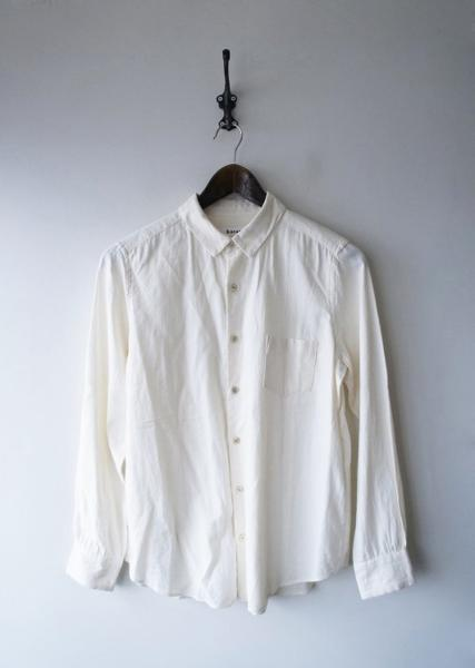kotonオーガニックコットンシャツ