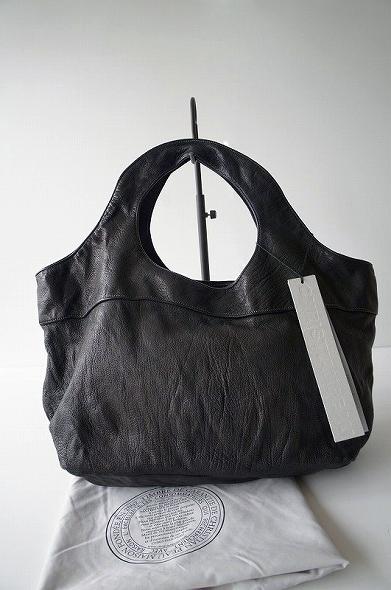 ゴートスキンレザーバッグ
