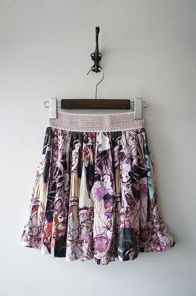 白雪姫スカート