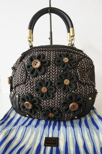 フラワーデザインバッグ