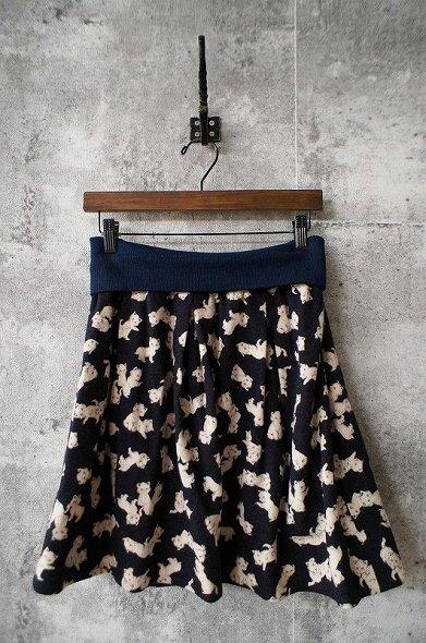 ふかふかネコスカート