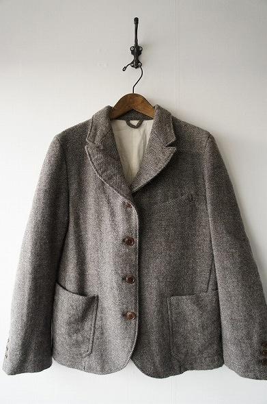ウールジャケット