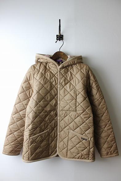 CRAYDONキルティングジャケット