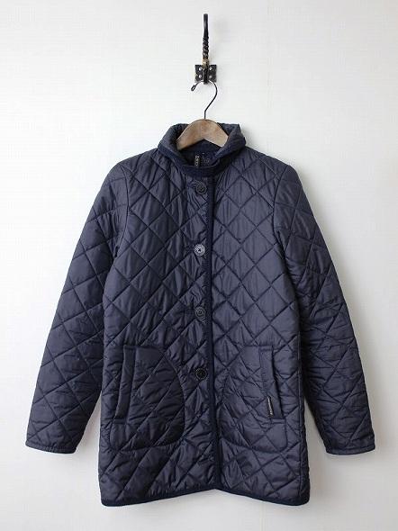 LITTLE BURYキルティングジャケット