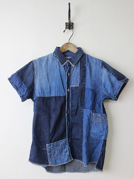 IDGパッチカトマンズシャツ