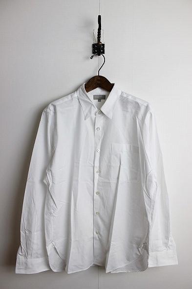 コットンレギュラーカラーシャツ