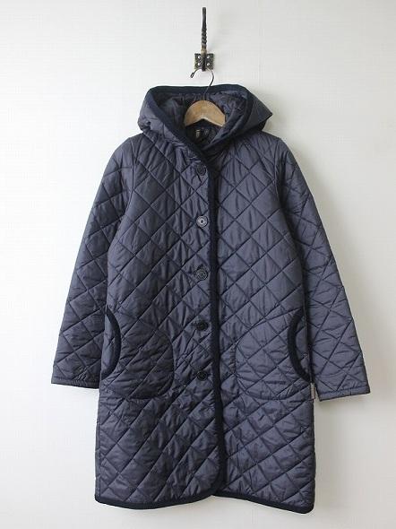 BRUNDON キルティングコート