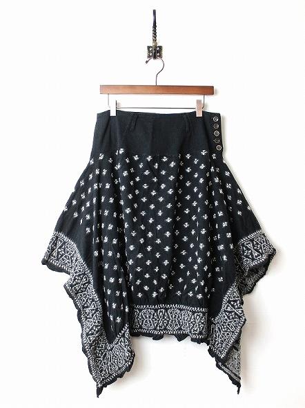 バンダナ AZUMA スカート