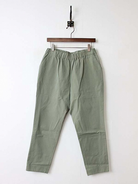 simple easy tapered pants