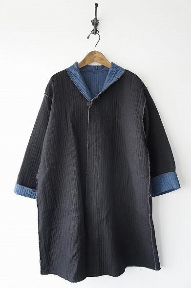 ウール ロング コート
