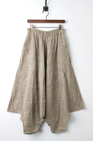 手織り ムササビ パンツ