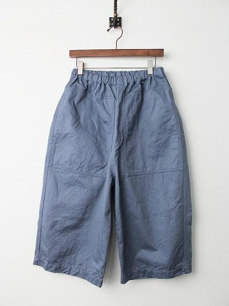 ゴーシュG164-P026 カツラギ七分丈パンツ