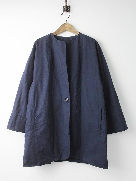 1ボタン バルーン ジャケット