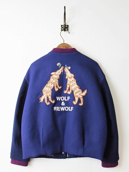 wolf&flower ジャケット