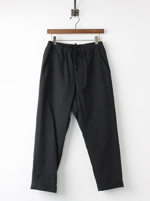 Men's easy tapered pants