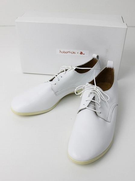 a. ほぼ日 革紐靴