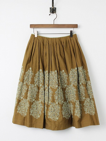 sometimes lucky ランドリー スカート