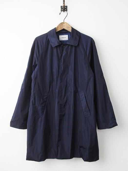 14531 ロング ステンカラー コート