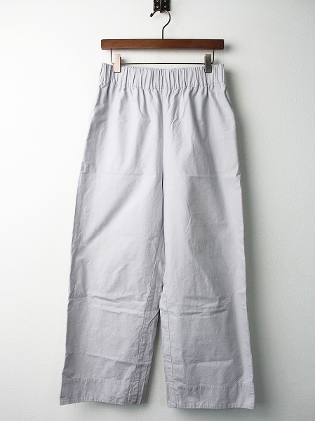 071-L336-043 SC bafu cloth Easy Wide pants イージーワイドパンツ