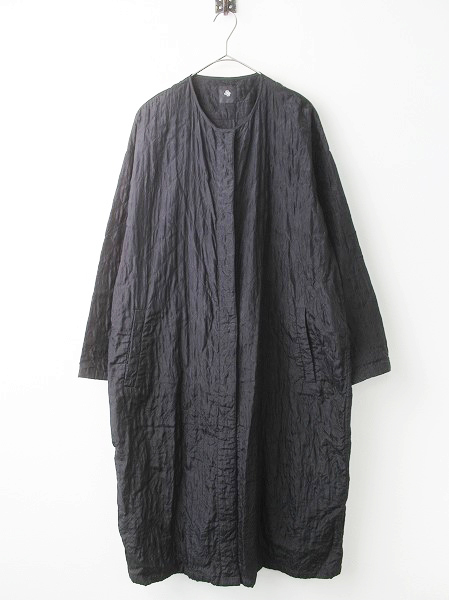 CREW NECK COAT キルティング コート