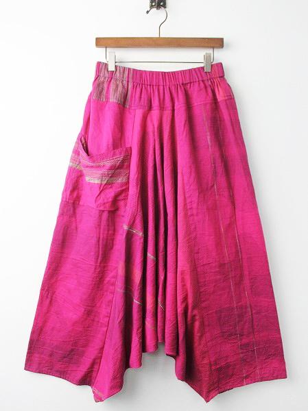 玉木新雌onlyone tarun pants タルンパンツ long