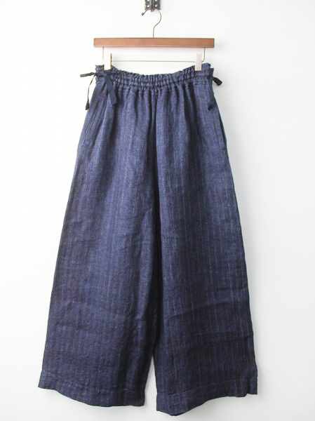 Side String Wide Pants サイド ストリング ワイド パンツ