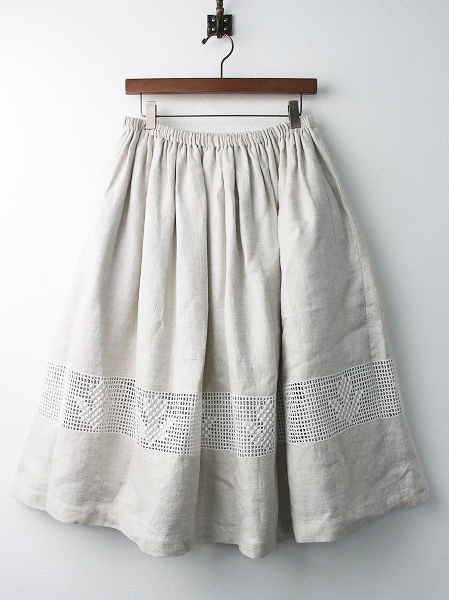 tulip ギャザースカート