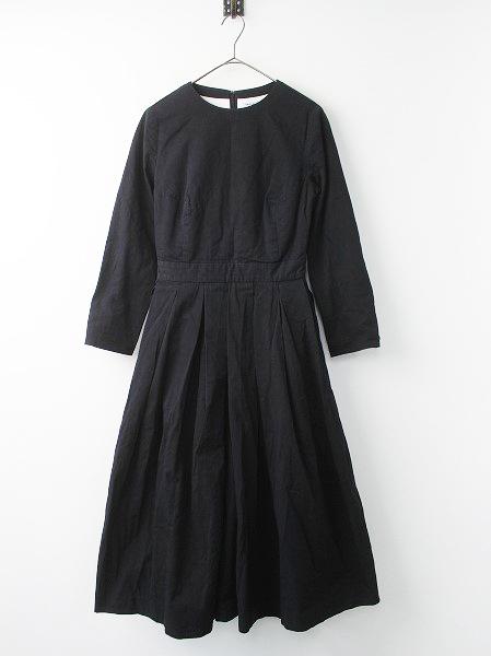 Big Tuck Dress ビッグ タック ドレス ワンピース