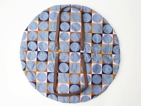 us9626 pallo×tambourine pizza bag