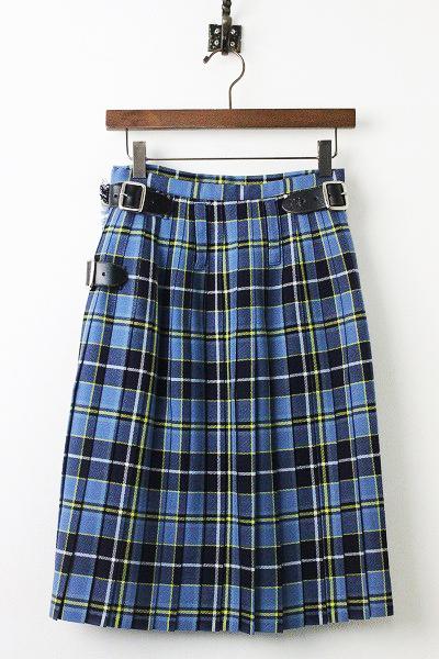 tartan タータンチェック キルト スカート