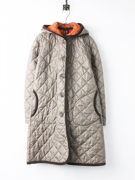 BRUNDON キルティング コート