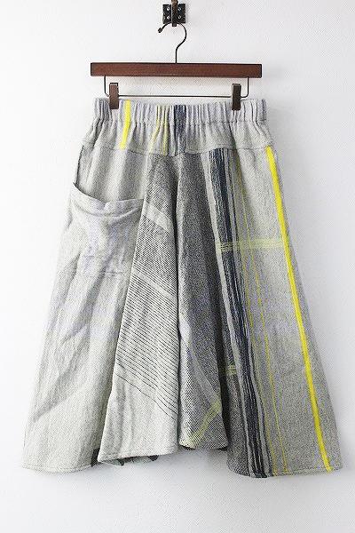 玉木新雌only one cotton skirt long チョタン スカート