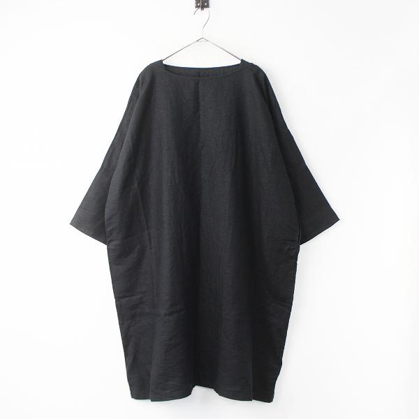 001184-1181 リネン ドルマン ワンピース limited item
