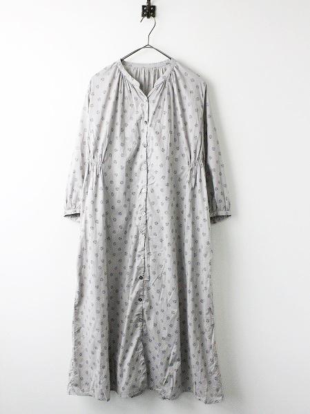 nest RobeコモンPT シャーリング スキッパー シャツ ワンピース