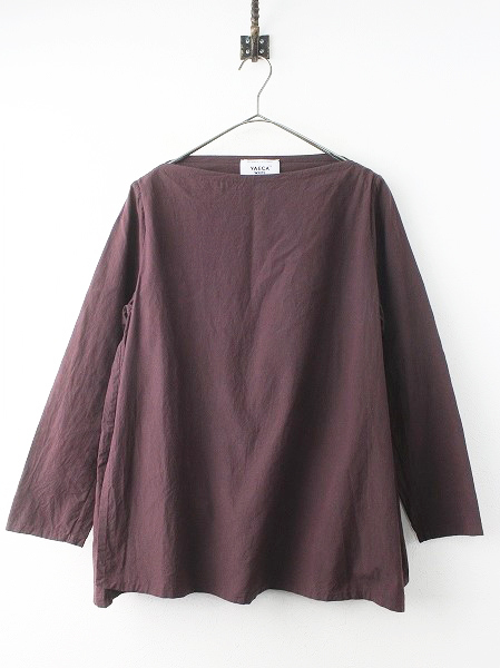 YAECA WRITE WRAP BLOUSE ラップブラウス 177220