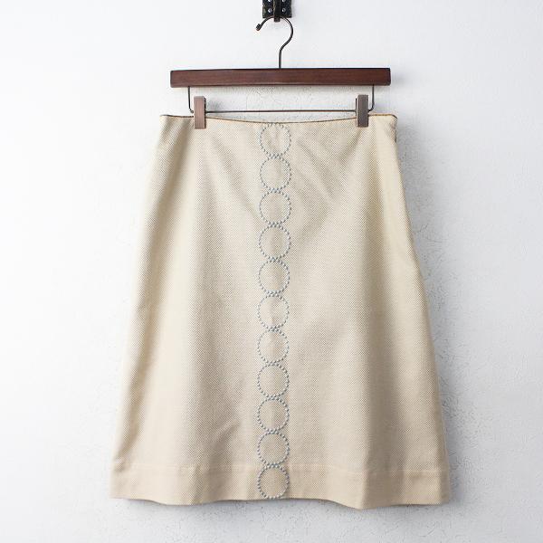 mina perhonentambourine メッシュ 台形 スカート