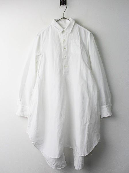 R&D.M.Co-ラミー レーヨン 燕尾 シャツ ドレス