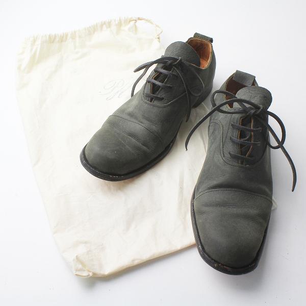 Paul HarndenOxford Shoe PH3 レザー オックスフォード シューズ