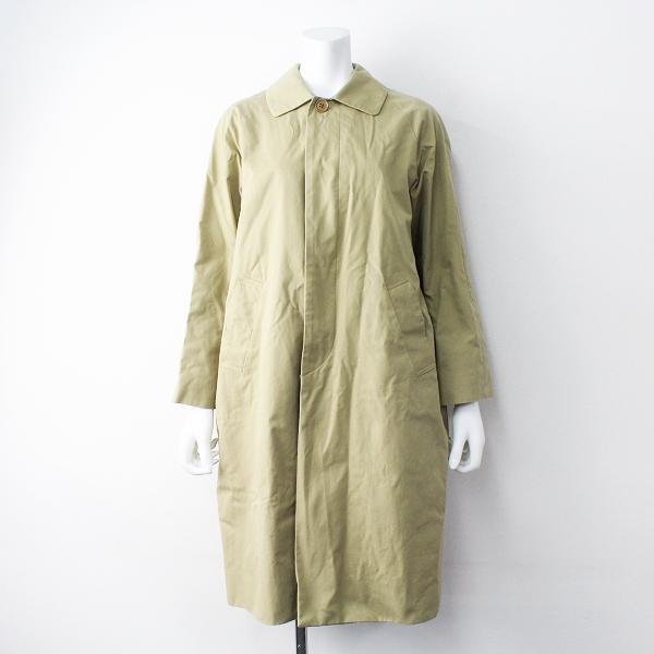 YAECA175202 Sountien Collar Coat Long ロング ステンカラー コート