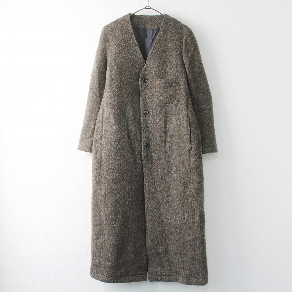 ゴーシュST-029 リネン シャーリング スカート