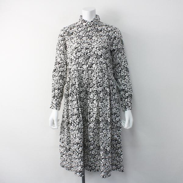 ワイドルベリー リネン ロング シャツ ドレス