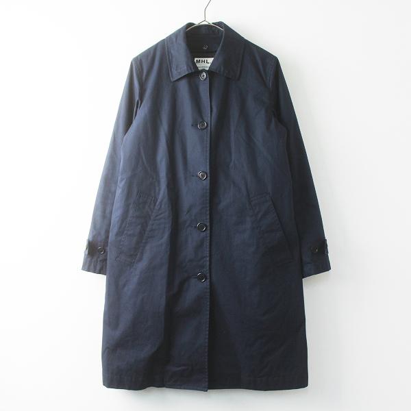 MARGARET HOWELLダウンライナー付 ステンカラー コート