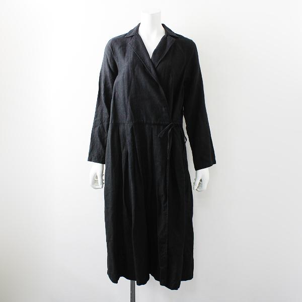 nest Robenest Robe ネストローブ リネン カシュクール ワンピース コート