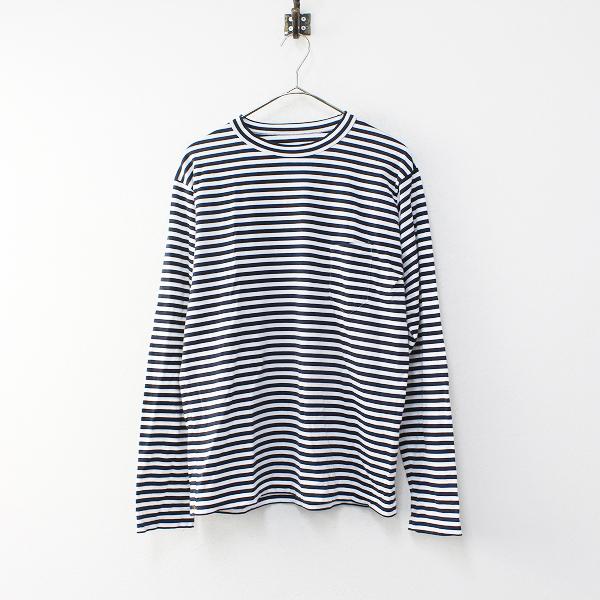 45rpm45R フォーティーファイブ シャンクリーン天竺のIVY長袖Tシャツ